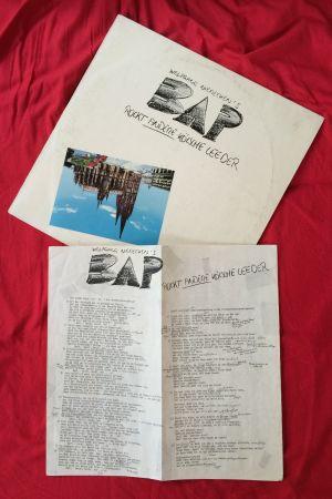 BAP:s första skiva (1979)