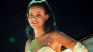 Lola Odusoga vuonna 1997
