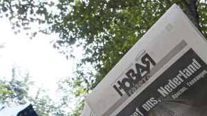 Novaja Gazeta den 25 juli 2014.