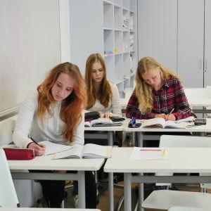 Matematikundervisning i skolklass