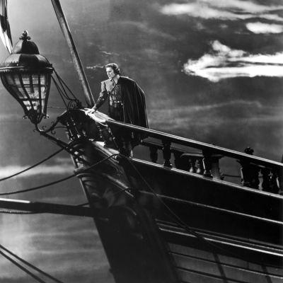 Errol Flynn elokuvassa Merihaukka. Yle kuvapalvelu.