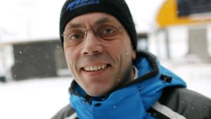 Levi Ski Resorts vd Jouni Palosaari i närbild.