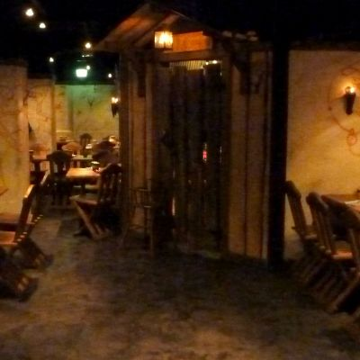 Tyhjä ravintola