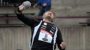 Conny Karlsson, Kalevaspelen 2015.