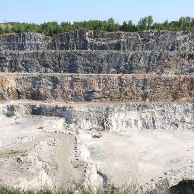 Kalkgruvan i Pargas