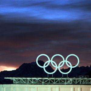 Olympialaiset Torinossa.