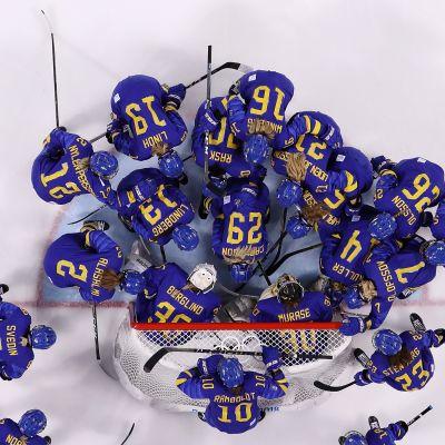 Naisten jääkiekkomaajoukkue Ruotsi