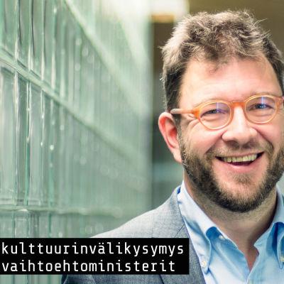 Kansanedustaja Timo Harakka