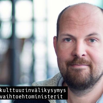 Kansanedustaja Tuomo Puumala