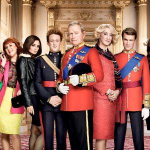 Rempseä brittiparodiasarja kertoo maailman kuulusimmasta kuningashuoneesta ja sen perheenjäsenten kuvitteellisesta elämästä.