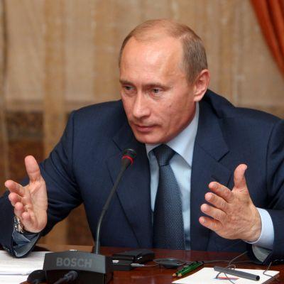 Rysslands premiärminister Vladimir Putin