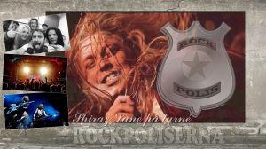 Shiraz Lane instagrammar för Rockpoliserna från sin Europaturné