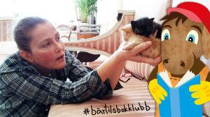 minna lindeberg med kattungar