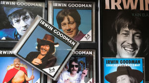 Irwin Goodman cd-skivor