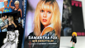 Samantha Fox biografi