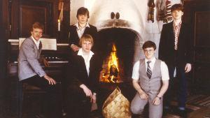 Bandet Daizy cirka 1981.