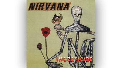 Nirvana Incesticide konvolut