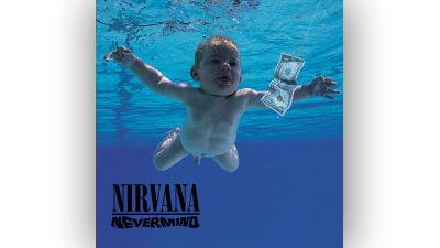 Nirvana Nevermind konvolut