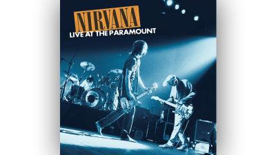 Nirvana Live at Paramount konvolut
