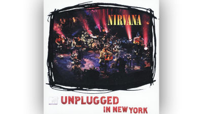 Nirvana MTV Unplugged konvolut