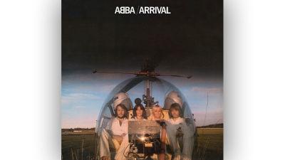 ABBA Arrival omslag