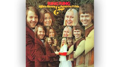 ABBA RIng RIng omslag.