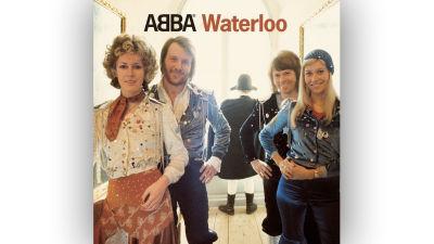 ABBA Waterloo omslag.