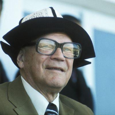 Presidentti Urho Kekkonen