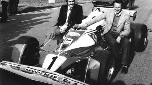 Niki Lauda 1975.