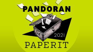 Pandoran paperit -logo.