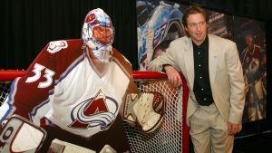 I maj 2003 meddelade Patrick Roy att karriären är över.