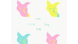 Big Dog Little Dog äänitteen kansi
