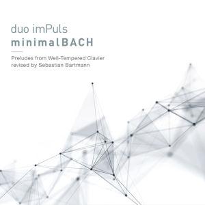 MInimal Bach äänitteen kansi