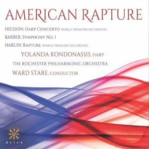 American Rapture äänitteen kansi