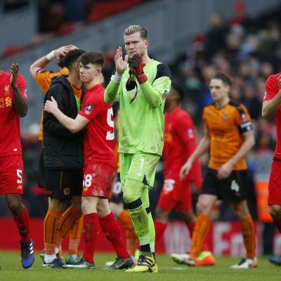Liverpool fick respass ur FA-cupen