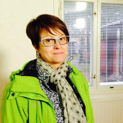 Tania Grönroos.