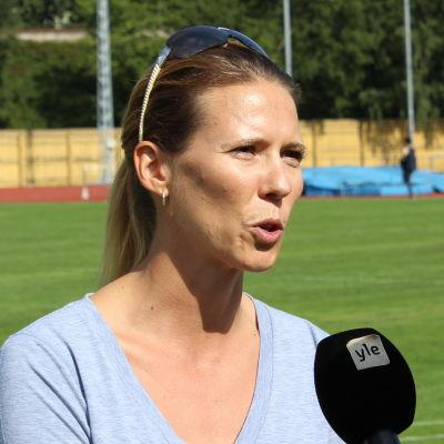 Mikaela Ingberg, sommaren 2015