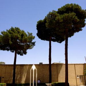 Minnesmärket över det armeniska folkmordet i Esfahan, Iran