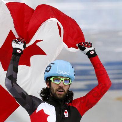 Charles Hamelin, OS 2014