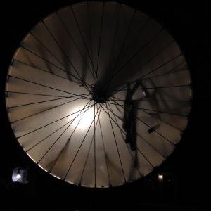 Lantern Park på Topeliakvarterets innergård