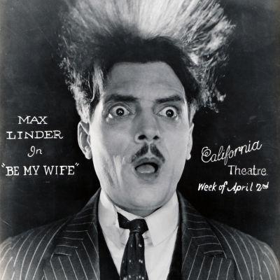 Max Linder elokuvassa Ainoastaan naisille