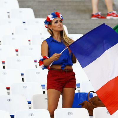 Portugalin ja Ranskan liput