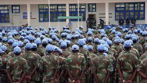 Fredsbevarare i Kongo-Kinshasa