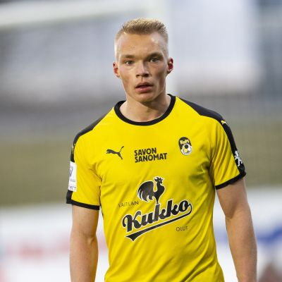 Ilmari Niskanen #11, KuPS