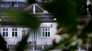 Korson vanha rautatieasema.