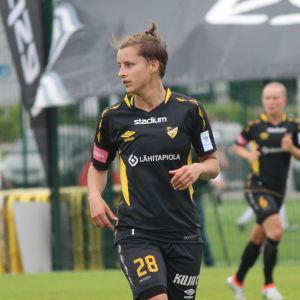FC Honkas SiniVehviläinen.