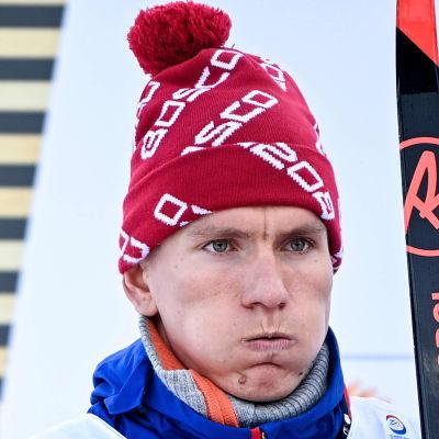 Aleksandr Bolsjunov pustar.