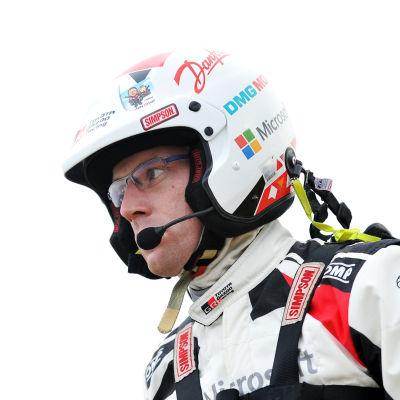 Jari-Matti Latvala i polska VM-rallyt.