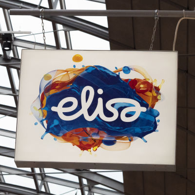 Elisan oyj. logo