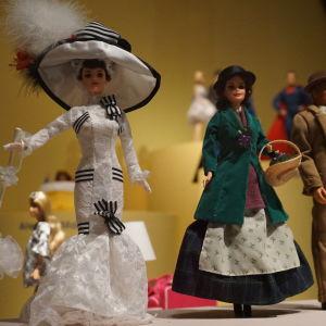 Barbie-näyttely Pariisissa